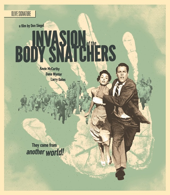 Invasion of the Body Snatchers (1956) - Special Edition Blu-ray