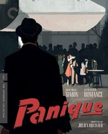 panique - Blu-ray