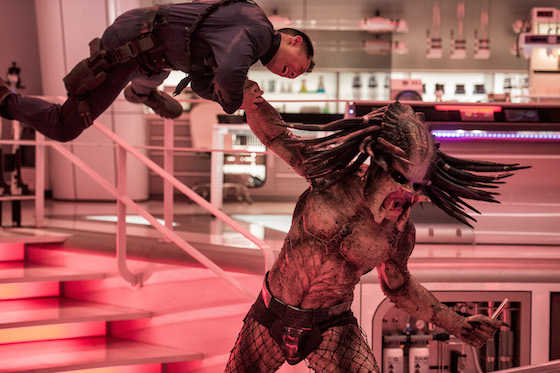 The PRedator blu-ray details