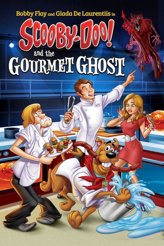 Scooby-Doo and the Gourmet Ghost - DVD Streaming