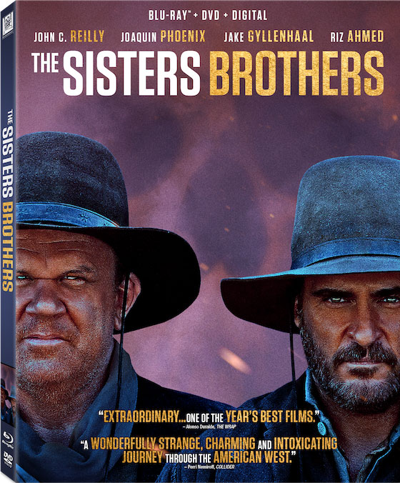 The Sisters Brother - Blu-ray Review