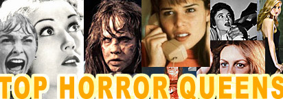 List of Top Horror Queens