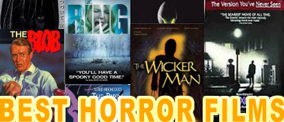 Scariest and Best Horror Movies fo All Time