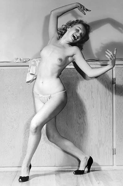 Monroe nudes marilyn early agree, the