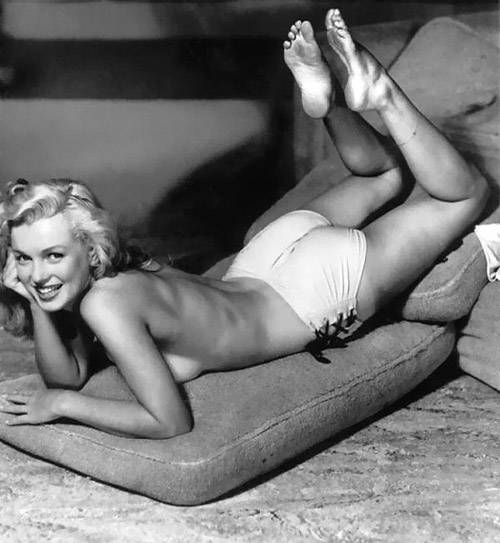marilyn monroe nude photo