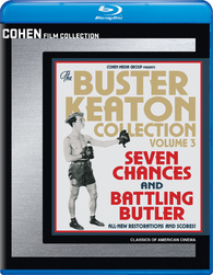 The Buster Keaton COllection vol 3