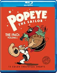 Popeye the Sailor Collection Volume 2