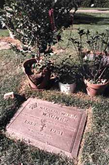 Natalie Wood Grave Site