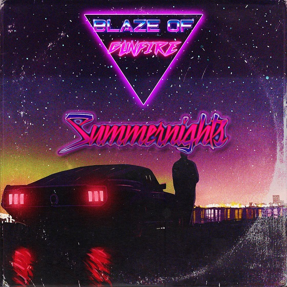Blaze of Gunfire - Summer Nights Album