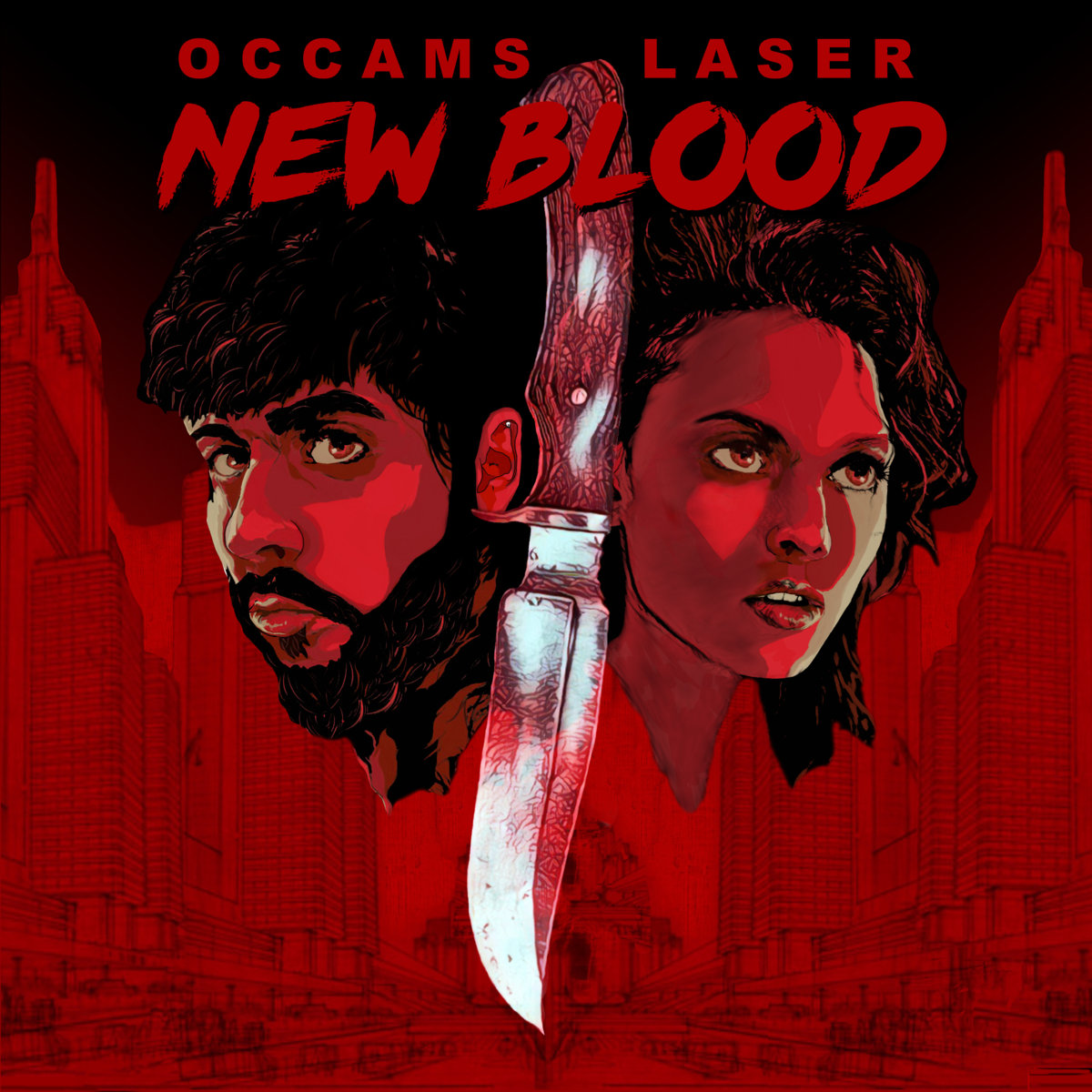 Occam's Laser New Blood - Music Review