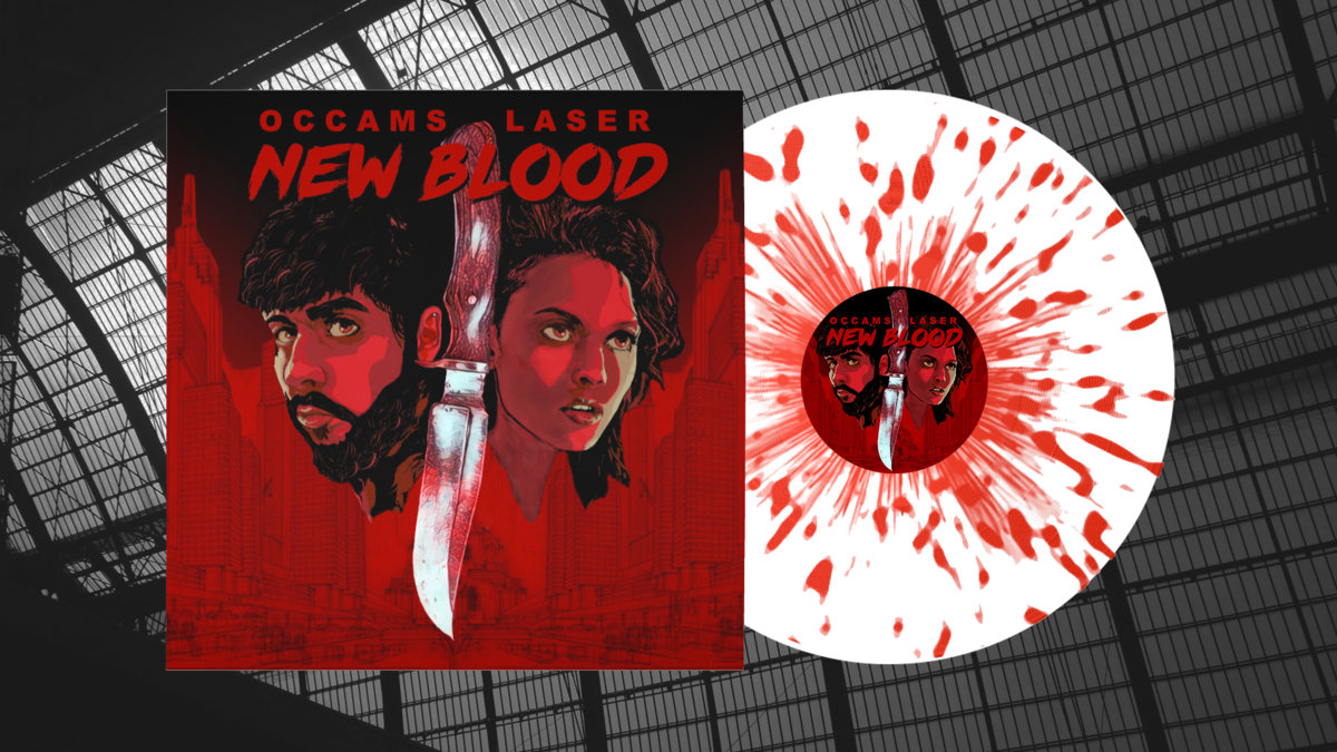 Occam's Laser - New Blood - Music Review