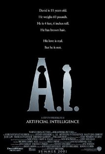 A.I. Artificial Intelligence - Blu-ray Review