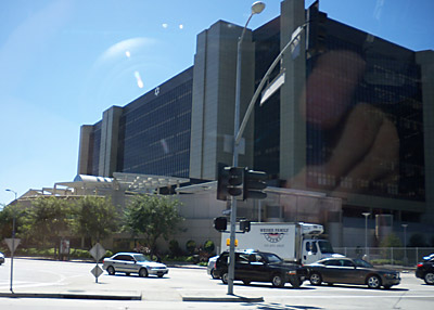 Cedars Sinai Hospital where elizabeth taylor died