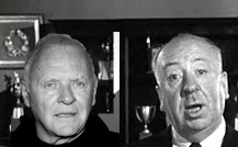 Anthony Hopkins to play Alfred Hitchcock