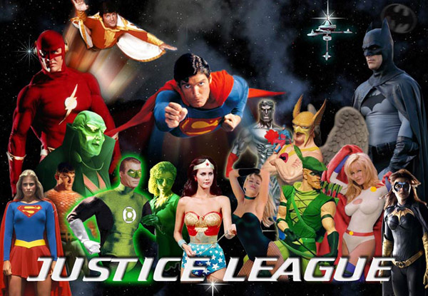 Justice League Coming to Big Scren