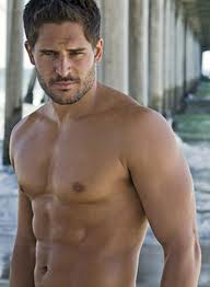 Joe Manganiello Super Man
