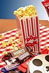 Man sues movie chain over high priced snacks