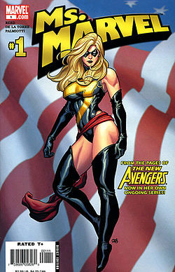 Ms Marvel for The Avengers 2?