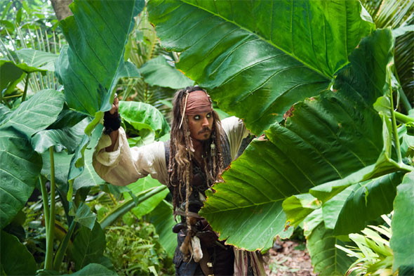 Pirates of the Caribbean: On Stranger Tides Pic