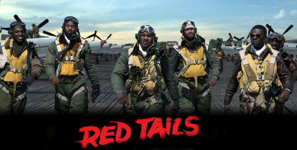 george Lucas Red tails