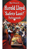 Harold Lloyd's Safety Last restored for re-release