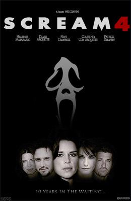 Scream 4 Still Image