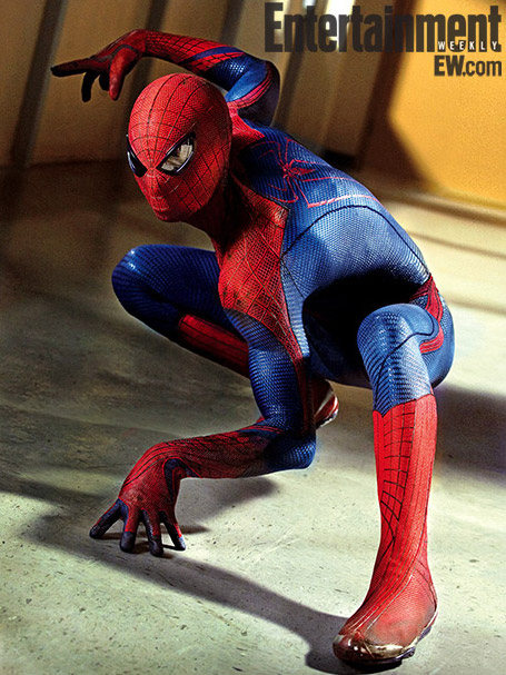 The Amaziing SPider-man photos