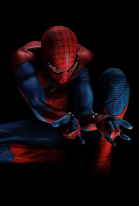 The Amazing Spider-man Offical Photo