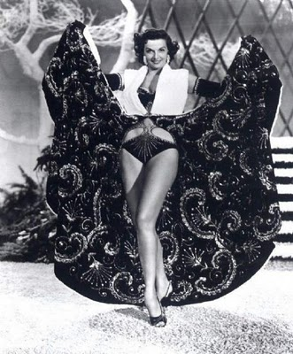 Jane Russell Lookin for Trouble