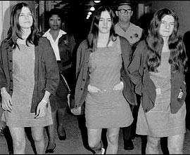 The Manson Girls, as they would become known.