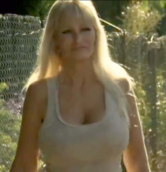 Patti Laurman who discovered the body of Dorothy Stratten