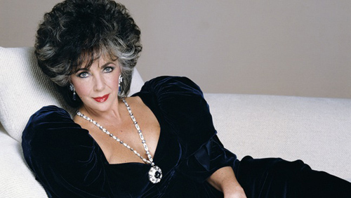 Elizabeth Taylor has died
