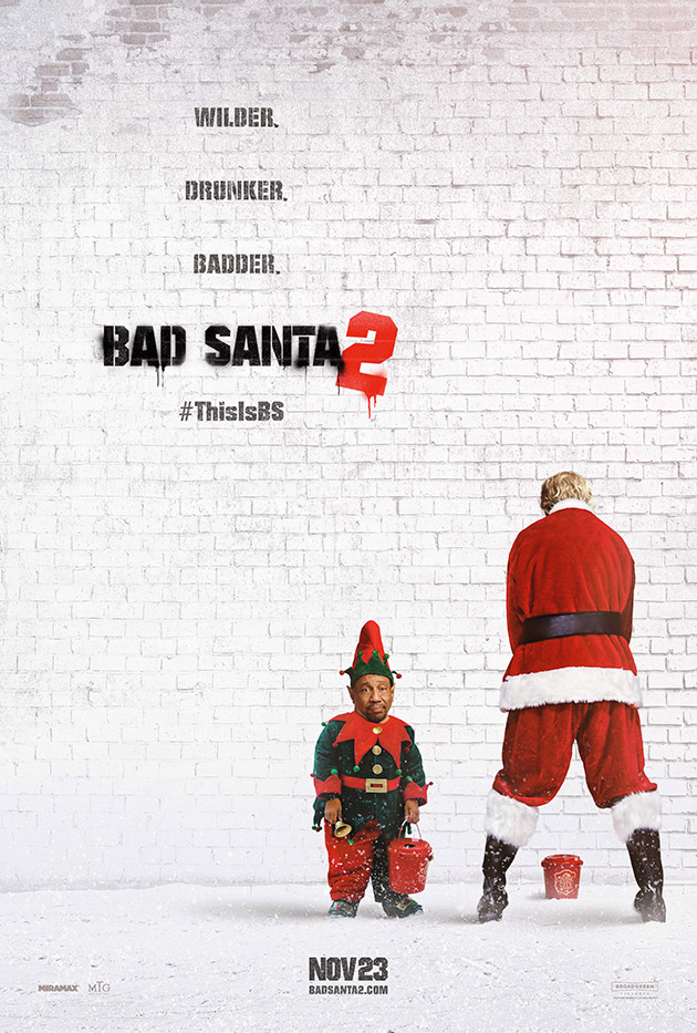Bad Santa 2 - Movie Trailer