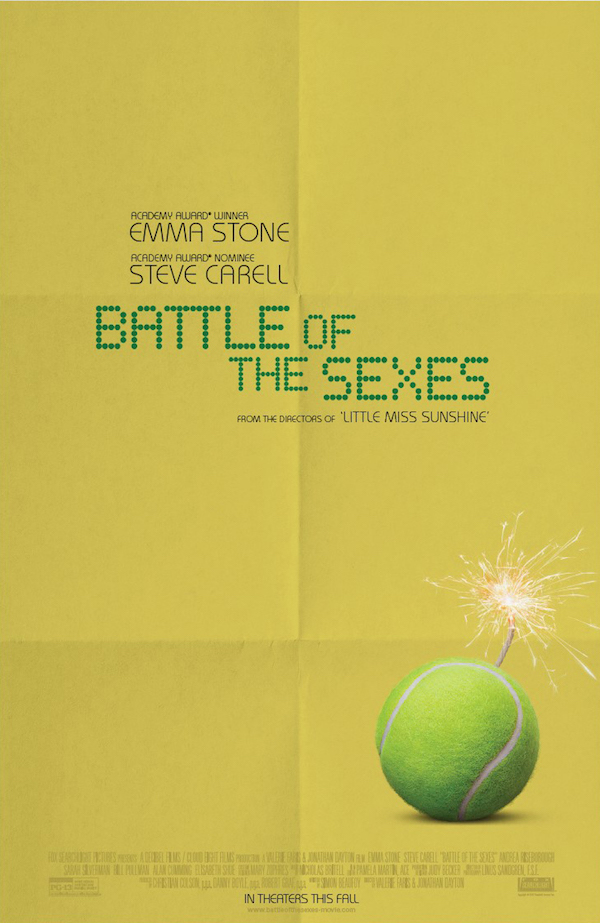 Battle of the Sexes - Moviie Trailer