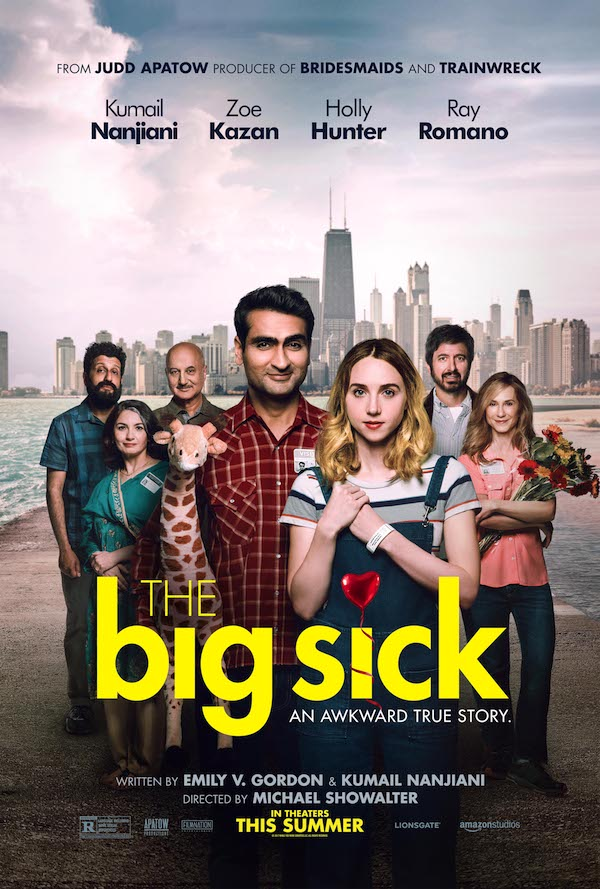 The Big Sick - Movie Trailer