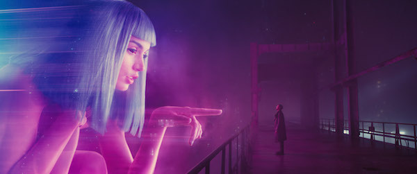 Trailer for Blade Runner 2049