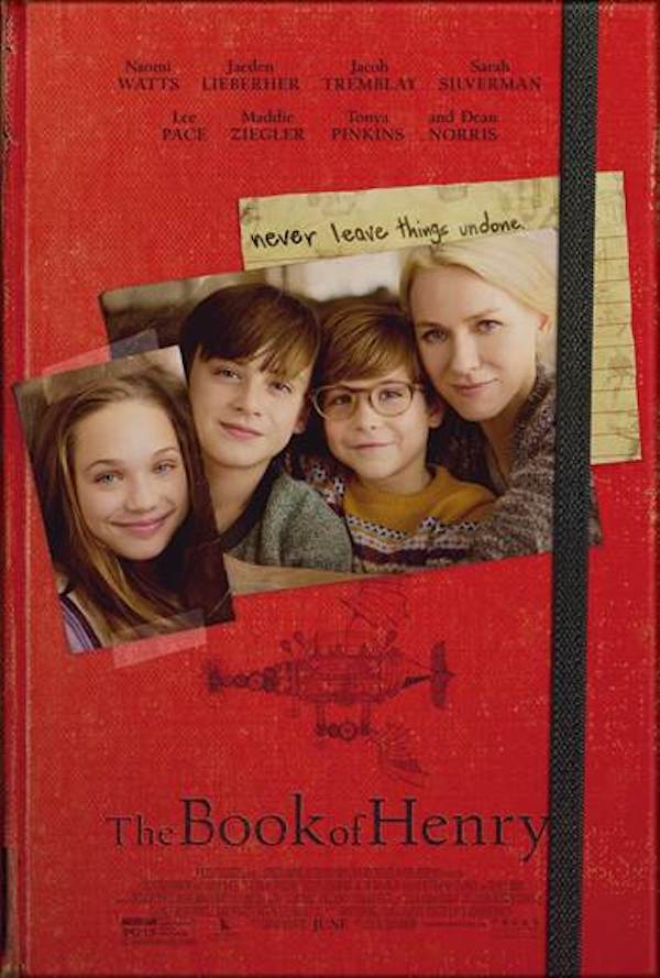The Book of Henry - Movie Poster