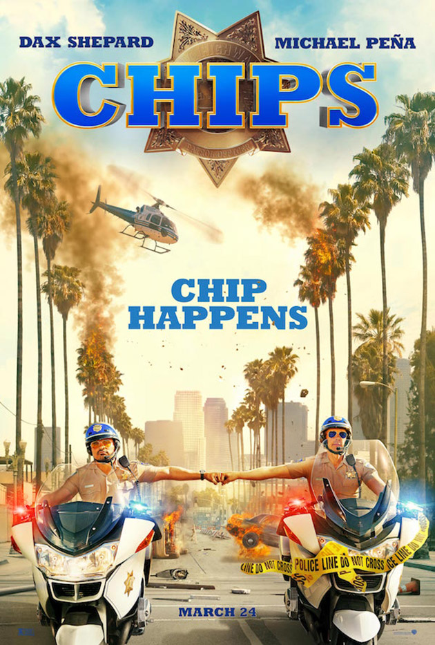 CHIPS - Movie Trailer