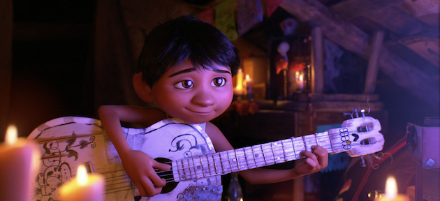Coco - First teaser trailer