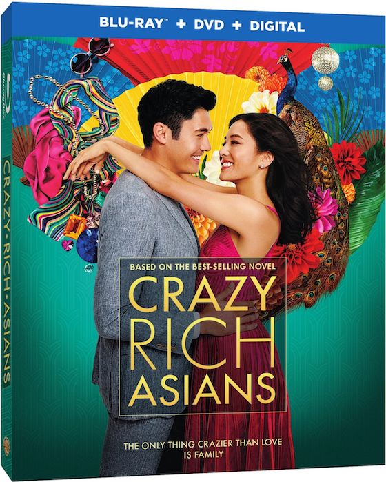 Crazy Rich Asians - Blu-ray Details