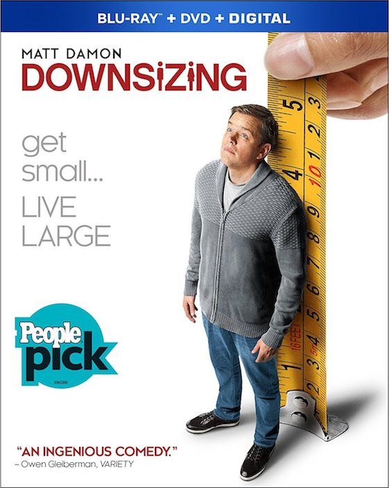 Downsizing (2017) - Movie Review