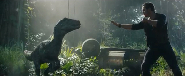 Jurassic World: Fallen Kingdom - Movie Trailer