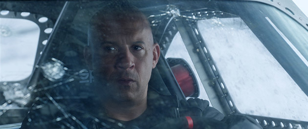 Fate of the Furious - Movie Trailer
