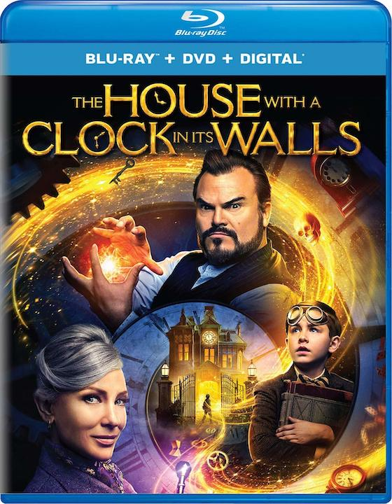 The House With the Clock in its Walls - Blu-ray Review and Details