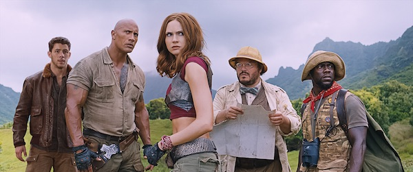 Jumanji: Welcome the the Jungle First Trailer