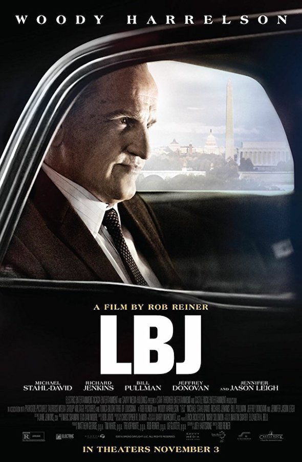 LBJ First Trailer