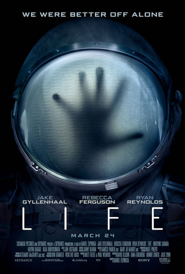 Life- Red Band trailer