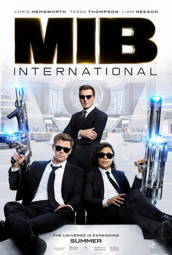 Men in Black - Movie Trailer
