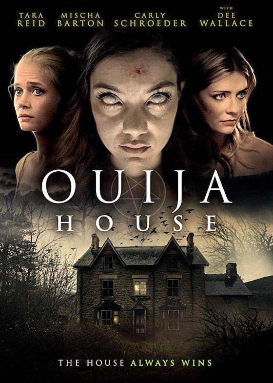 Ouija House - Movie TRailer