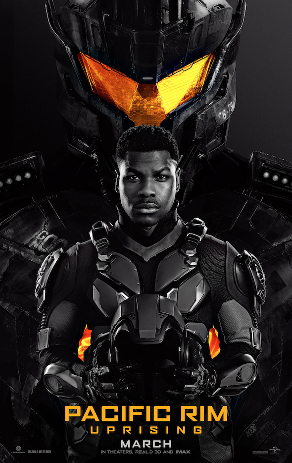 Pacific Rim Uprising - Movie Trailer